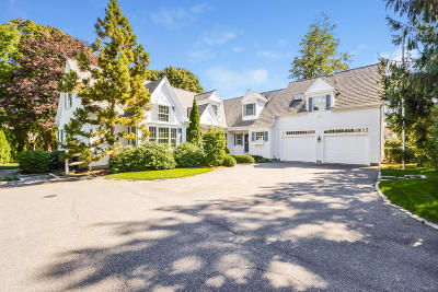 Barnstable Single Family Home For Sale: 38 Parker Road