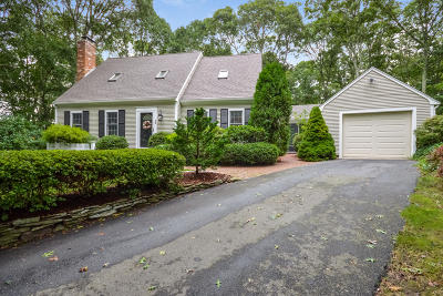 Falmouth Single Family Home For Sale: 32 Streeter Hill Road