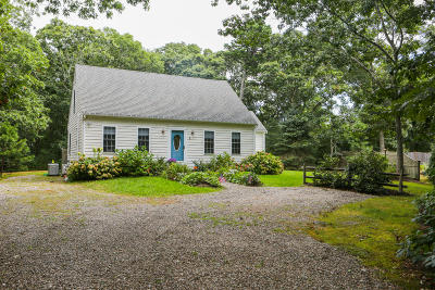 Eastham Single Family Home For Sale: 8 Fallon Road