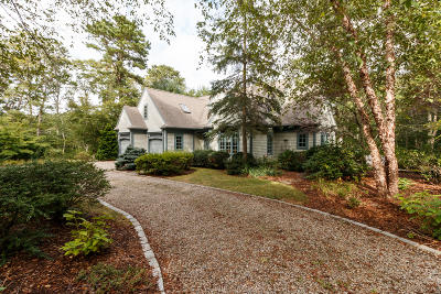 Mashpee Single Family Home For Sale: 190 Rock Landing Road