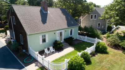 Falmouth Single Family Home For Sale: 15 Meadowood Lane