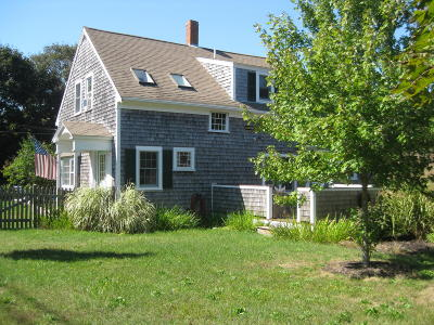 Harwich Single Family Home For Sale: 1120 Queen Anne Road