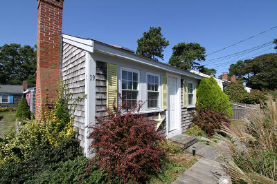 Dennis Condo/Townhouse For Sale: 19 Ocean Drive #U-1