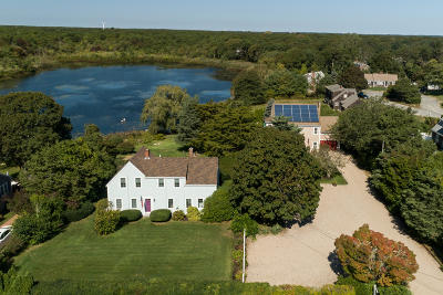 Barnstable Single Family Home Active W/Contingency: 48-56 Smith Street
