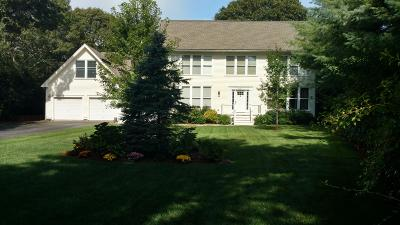 Falmouth Single Family Home For Sale: 110 Sandcastle Drive
