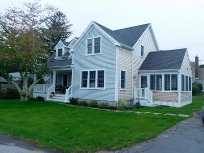 Barnstable Single Family Home For Sale: 25 George Street
