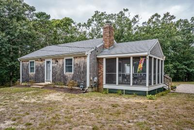 Eastham Single Family Home For Sale: 2805 Herring Brook Road