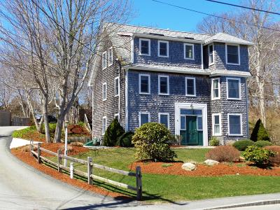 Wellfleet Condo/Townhouse For Sale: 70 Commercial Street #3