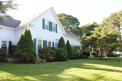 Orleans MA Single Family Home For Sale: $675,000