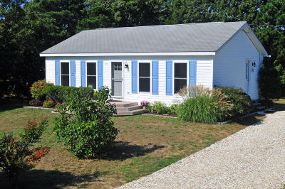 Eastham Single Family Home For Sale: 190 Three Acres Road