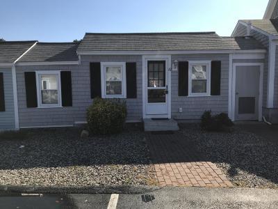 Dennis Condo/Townhouse For Sale: 128 Sea Street #U-10