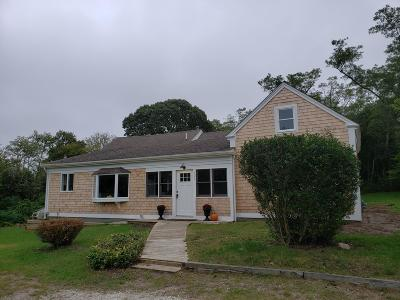 Harwich Single Family Home For Sale: 111 W Depot Road