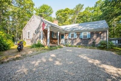 Bourne Single Family Home For Sale: 603 Scraggy Neck Road
