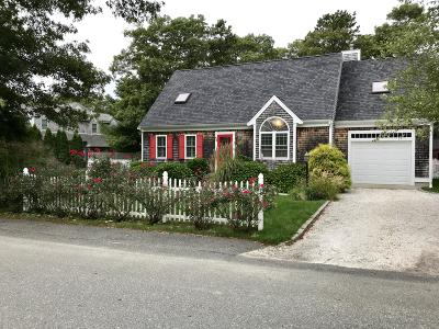 Falmouth Single Family Home For Sale: 34 Timothy Bourne Cartw