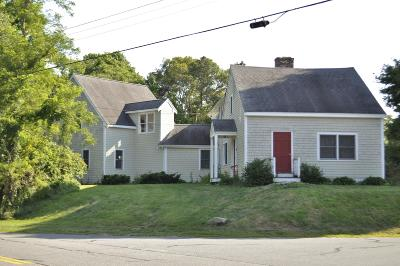 Bourne Single Family Home For Sale: 81 Old Plymouth Road