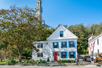 Provincetown Condo/Townhouse For Sale: 116 Bradford Street #U2