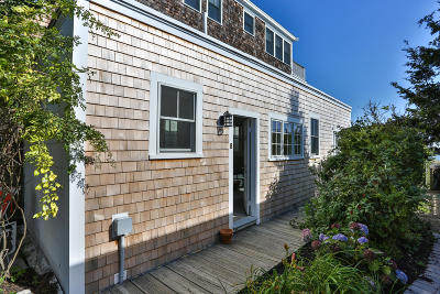 Provincetown Condo/Townhouse For Sale: 331 Commercial Street #8