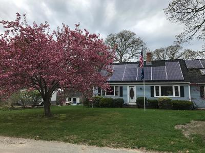 Eastham Single Family Home For Sale: 310 Glacier Hills Road