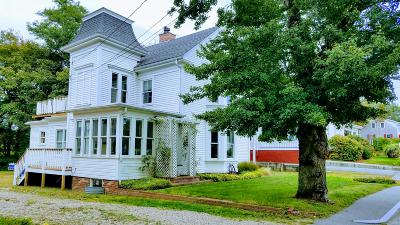 Wellfleet Single Family Home For Sale: 348 Main Street