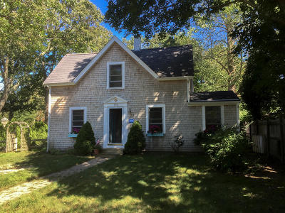 Barnstable Single Family Home For Sale: 156 Old Stage Road