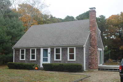 Eastham Single Family Home For Sale: 670 Schoolhouse Road