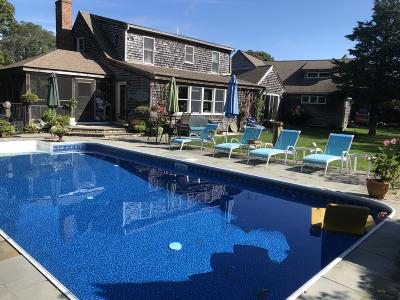 Eastham Single Family Home For Sale: 70 Meadow Drive