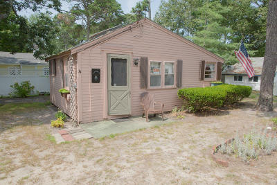 Dennis Single Family Home For Sale: 258 Old Wharf Road #34
