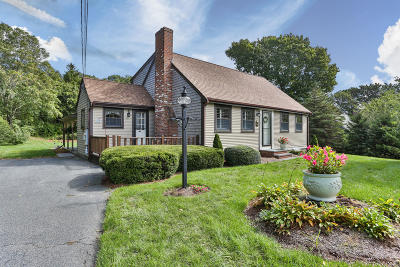 Chatham Single Family Home For Sale: 700 Crowell Road