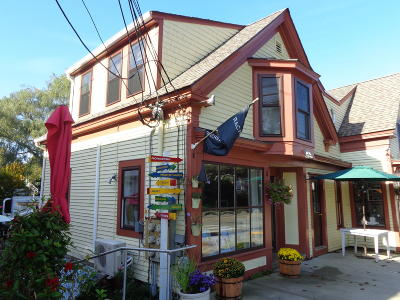 Wellfleet Condo/Townhouse For Sale: 313 Main Street #Units 1-