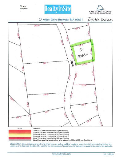 Residential Lots & Land For Sale: Alden Drive
