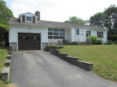 Barnstable Single Family Home For Sale: 45 Hampshire Avenue