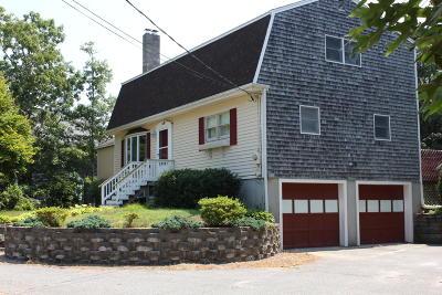 Wareham MA Single Family Home For Sale: $425,000