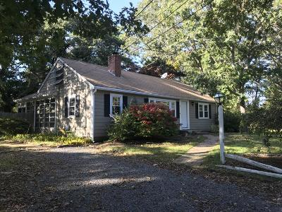 Yarmouth Single Family Home For Sale: 15 Rustic Drive