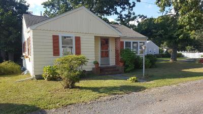 Wareham MA Single Family Home For Sale: $300,000