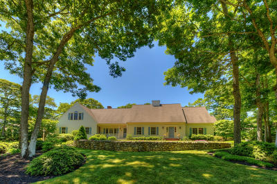 Sandwich Single Family Home For Sale: 15 Lost Meadows Road