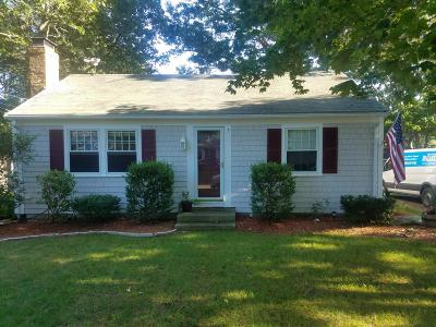Yarmouth Single Family Home For Sale: 7 Deep Brook Road