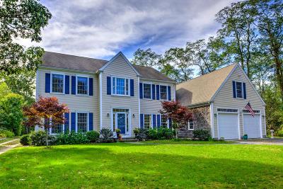 Barnstable Single Family Home For Sale: 135 Cedar Street