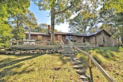 Falmouth Single Family Home For Sale: 385 Quissett Avenue