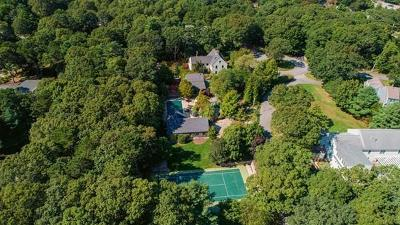 Falmouth Single Family Home For Sale: 25 Willow Nest Ln