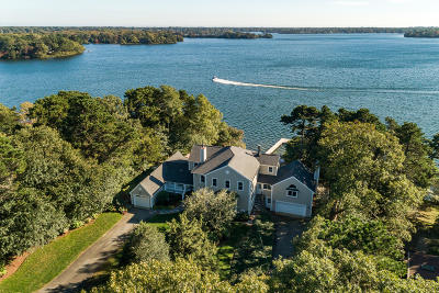 Hyannis, Hyannisport, West Hyannisport, West Barnstable, Barnstable, Cummaquid, Centerville Single Family Home For Sale: 56 Lakeview Drive