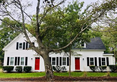 Yarmouth MA Single Family Home For Sale: $599,000