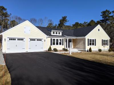 Falmouth Single Family Home For Sale: 80 Southview Way