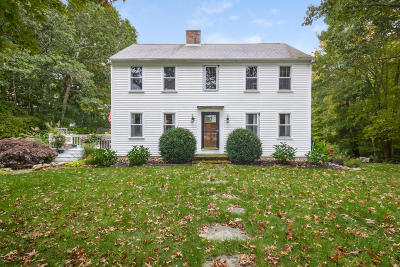 Sandwich Single Family Home For Sale: 3 Moody Circle
