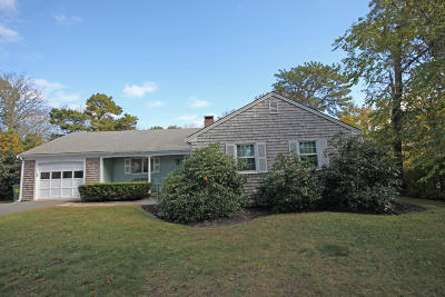 Chatham Single Family Home For Sale: 730 Crowell Road