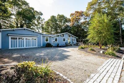 Falmouth Single Family Home For Sale: 110 Striper Lane