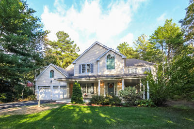 Falmouth Single Family Home For Sale: 16 Wiley Post Lane