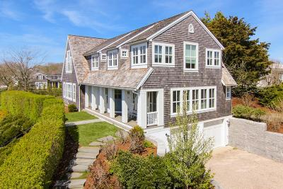 Chatham Single Family Home For Sale: 107 School Street