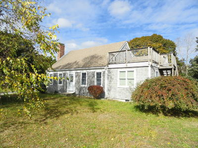 Eastham Single Family Home For Sale: 65 Schooner Lane