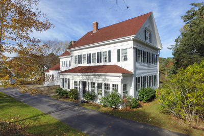 Bourne Single Family Home For Sale: 710 County Road
