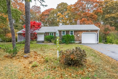 Falmouth Single Family Home For Sale: 20 Starboard Drive